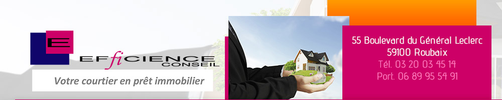 Votre expert en prêt immobilier dans le Nord - Courtier en banque et services de paiement